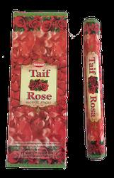 Taif Rose, Ros rökelse, Krishan