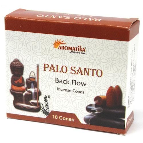 Palo Santo Backflow rökelser, Aromatica
