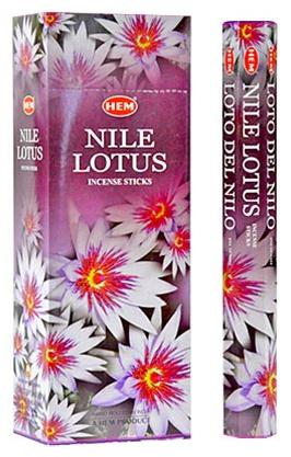 Nile Lotus, rökelse, HEM