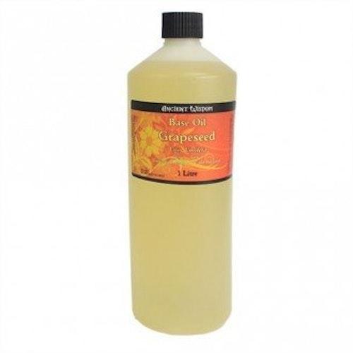 Druvkärnolja, Grapeseed oil, Ancient Wisdom, 1L