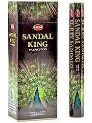 Sandal King, rökelse, HEM