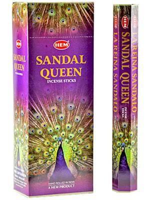 Sandal Queen, rökelse, HEM
