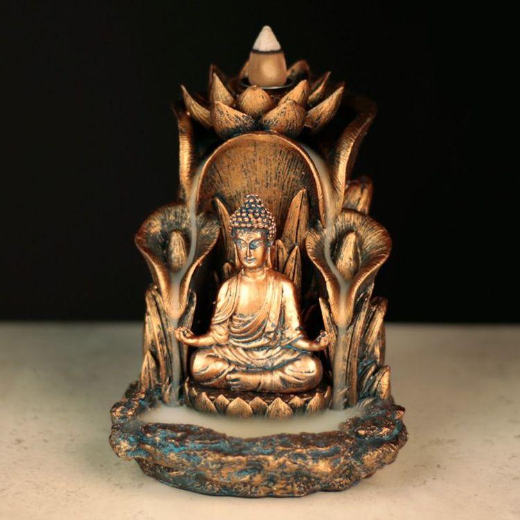 Buddha Backflow, Backflow Rökelsebrännare