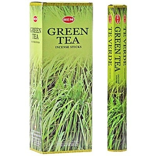 Green Tea, Grönt Tee rökelse, HEM