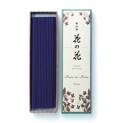 Violet, Viol, Rökelsestickor, Hana no Hana