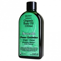 Avokado-olja Organic, Ancient Wisdom, 100ml