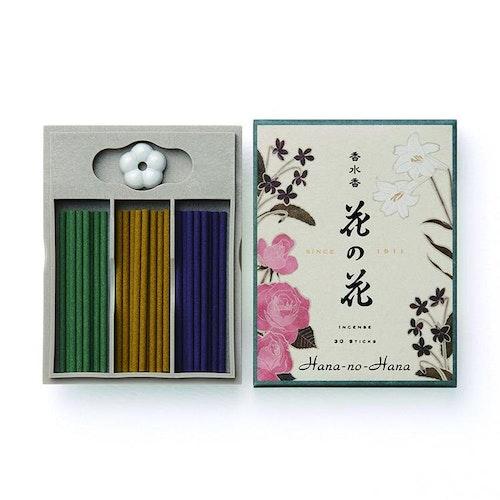 Gift Box Rökelsestickor, Hana no Hana