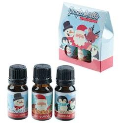 Jingle Smells, Doftolja 3x10ml, Eden