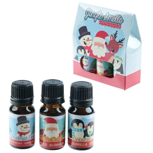 Jingle Smells, Doftolja 3x10ml, Eden