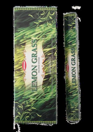 Lemongrass, Citrongräs rökelse, Krishan