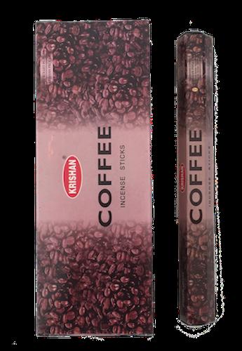 Coffee, Kaffe rökelse, Krishan