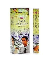 Call Client, rökelse, HEM