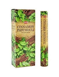 Cinnamon Patchouli, rökelse, HEM
