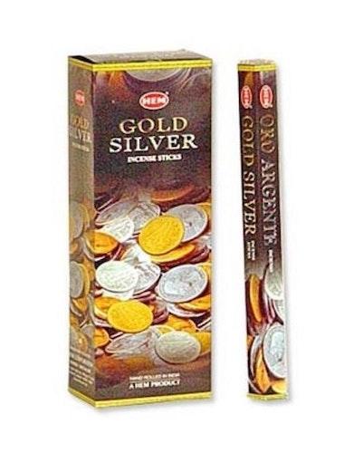 Gold Silver, rökelse, HEM