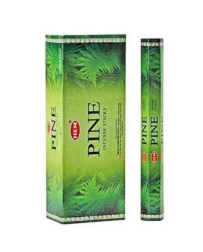 Pine, Tall rökelse, HEM