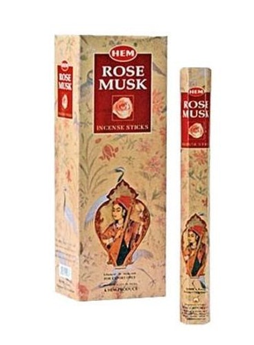 Rose Musk, rökelse, HEM