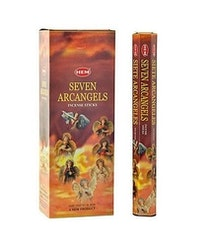 Seven Arcangels, rökelse, HEM