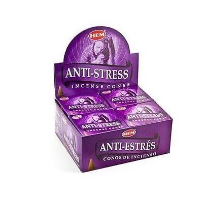 Anti Stress, rökelsekoner, HEM