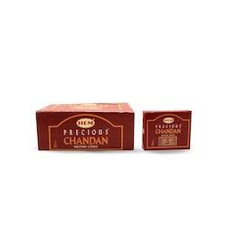 Precious Chandan, rökelsekoner, HEM