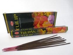 Tulip, rökelse, HEM