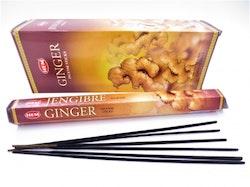 Ginger, Ingefära rökelse, HEM