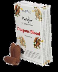Dragons Blood Backflow, Stamford