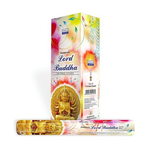 Lord Buddha rökelse, Darshan