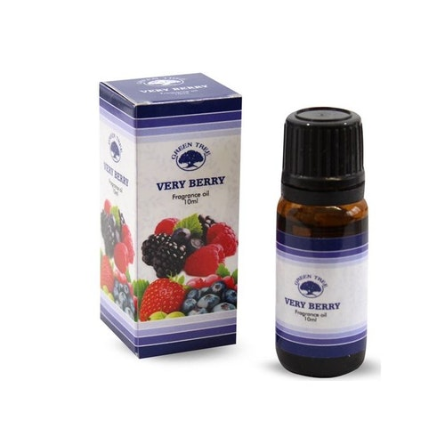 Very Berry Doftolja, Green Tree 10ml
