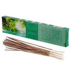 Cucumber , Gurka, Aromatherapi 15g, Goloka rökelse