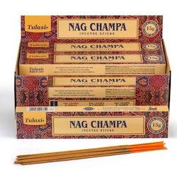 Nag Champa, rökelse, Tulasi