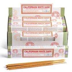Californian White Sage, Salvia, rökelse, Stamford Masala