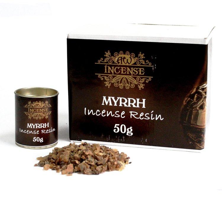 Myrrh Resin, 50g, Ancient Wisdom