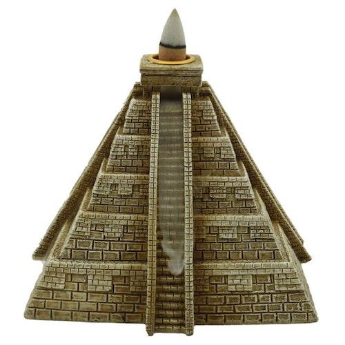 Aztec Pyramid, Backflow Rökelsebrännare