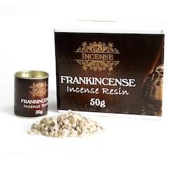 Frankincense, Olibanum Resin, 50g, Ancient Wisdom