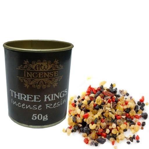 Three Kings Resin, 50g, Ancient Wisdom
