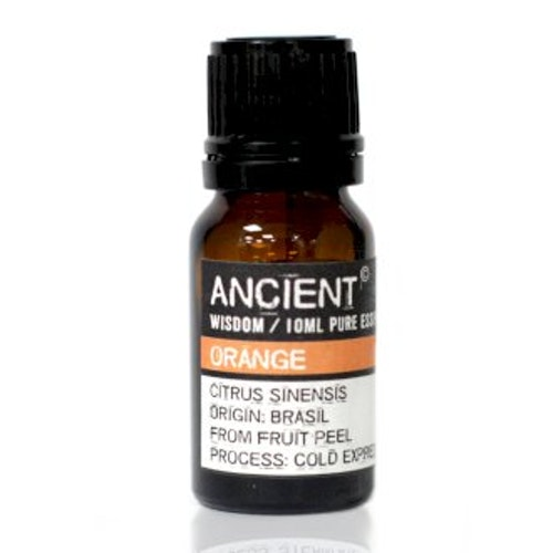 Apelsin, Orange, Eterisk Olja, Ancient Wisdom, 10ml