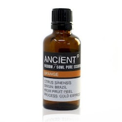 Apelsin, Orange, Eterisk Olja, Ancient Wisdom, 50ml