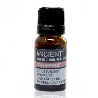 Grapefrukt Eterisk Olja, Ancient Wisdom, 10ml