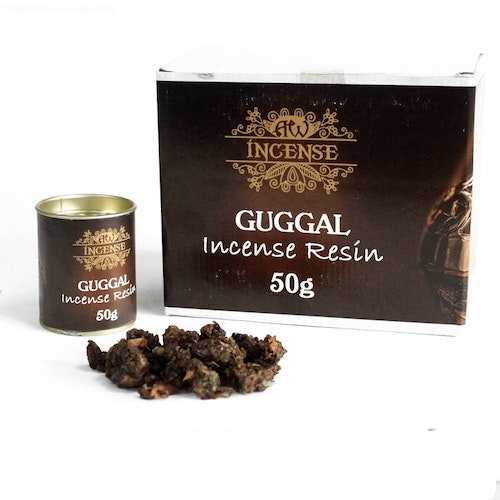 Guggal, 50g, Ancient Wisdom
