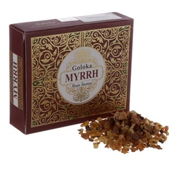 Myrrh Resin, 50g, Goloka