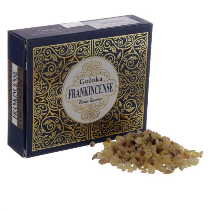 Frankincense Resin, 50g, Goloka