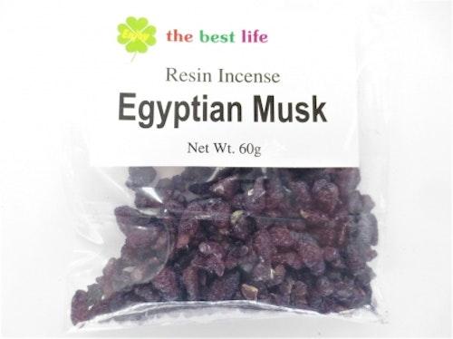 Egyptian Musk Resin, 60g