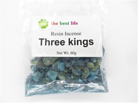 Three Kings Resin, 60g
