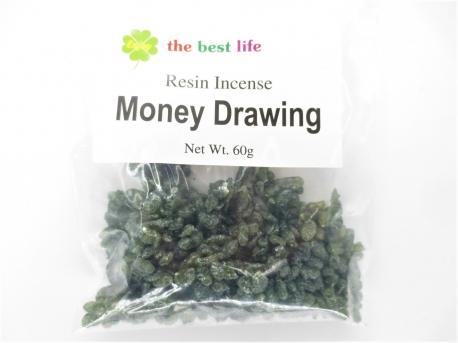 Money Drawing Resin, 60g