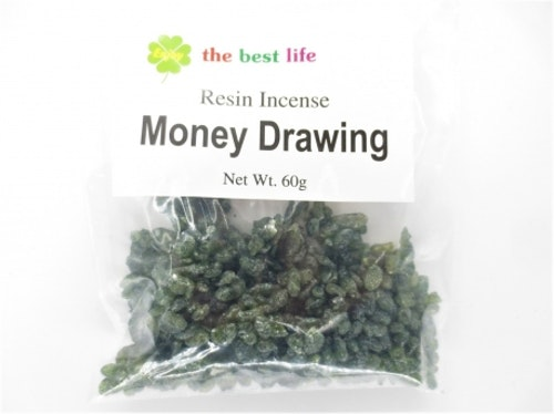 Money Drawing Resin, 60g