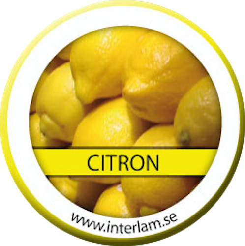 Citron, Interlam, Vaxkaka