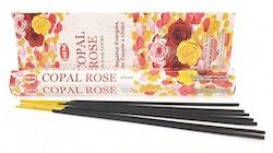 Copal Rose, Kopal ros rökelse, HEM