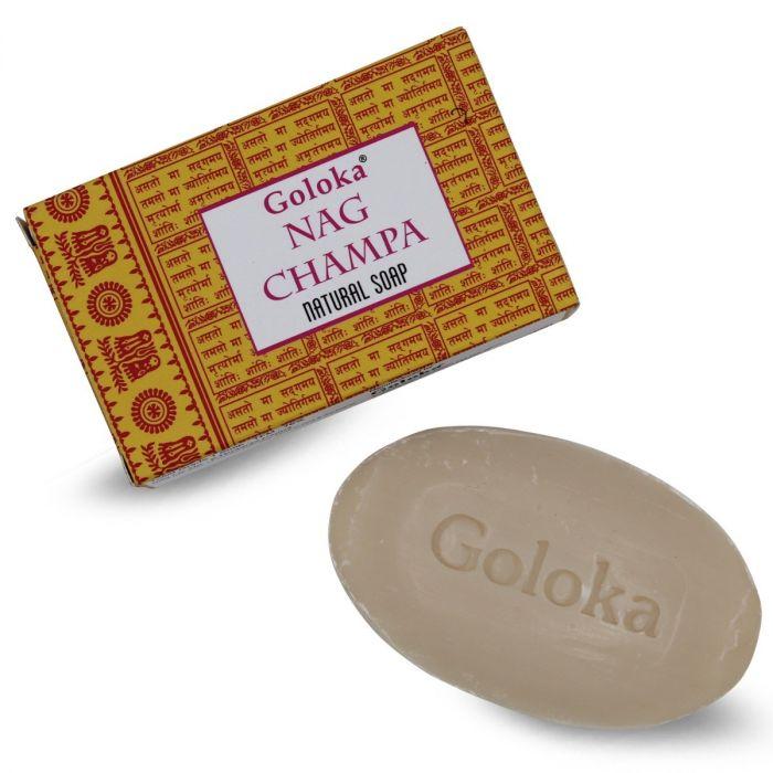 Goloka Nag Champa, Handtvål 75g, Goloka