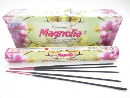 Magnolia rökelse, Darshan