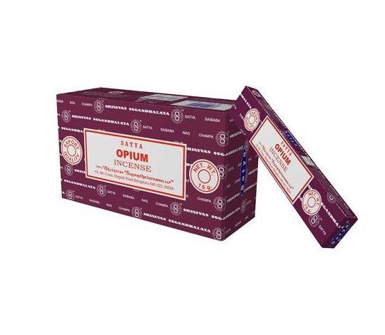 Opium, Rökelse, Satya
